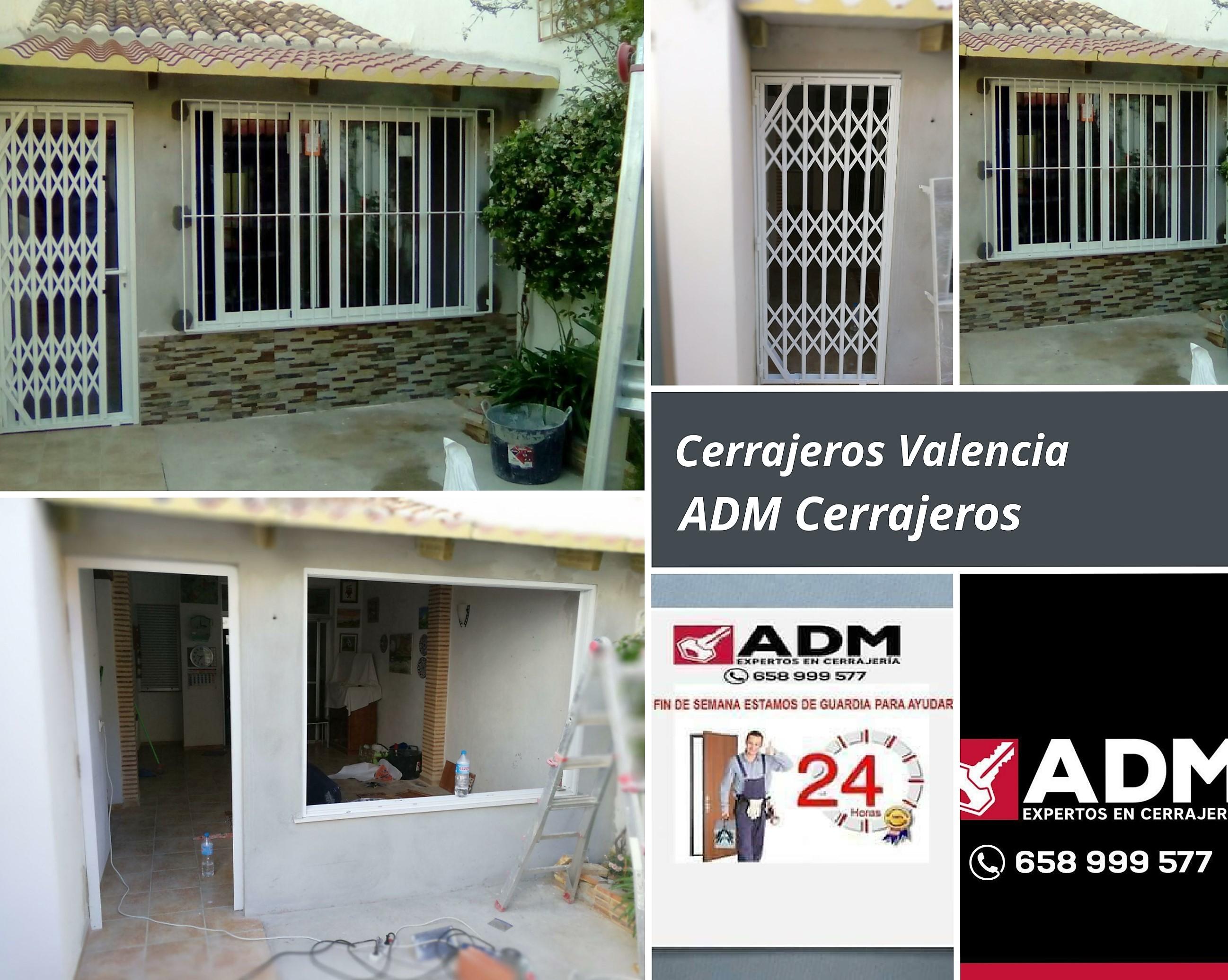 Cerrajeros valencia 24 horas adm 658 999 577 - Cerrajeros 24h valencia ...