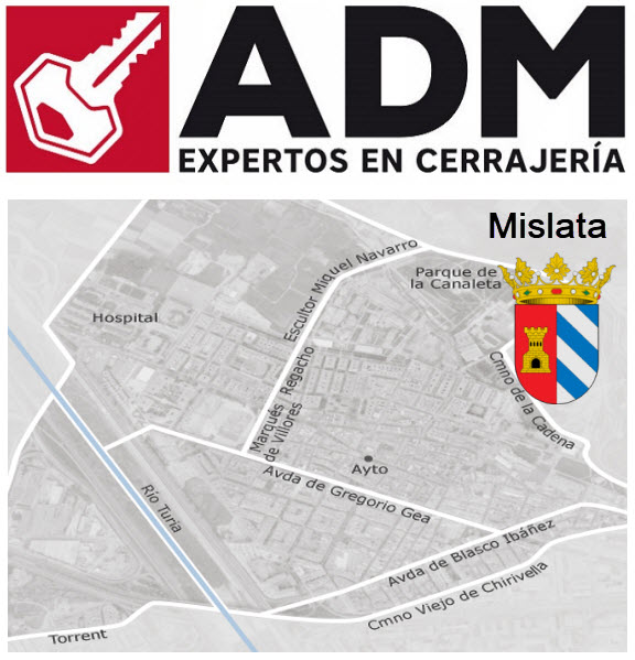 Cerrajeros en Mislata - Cerrajeria